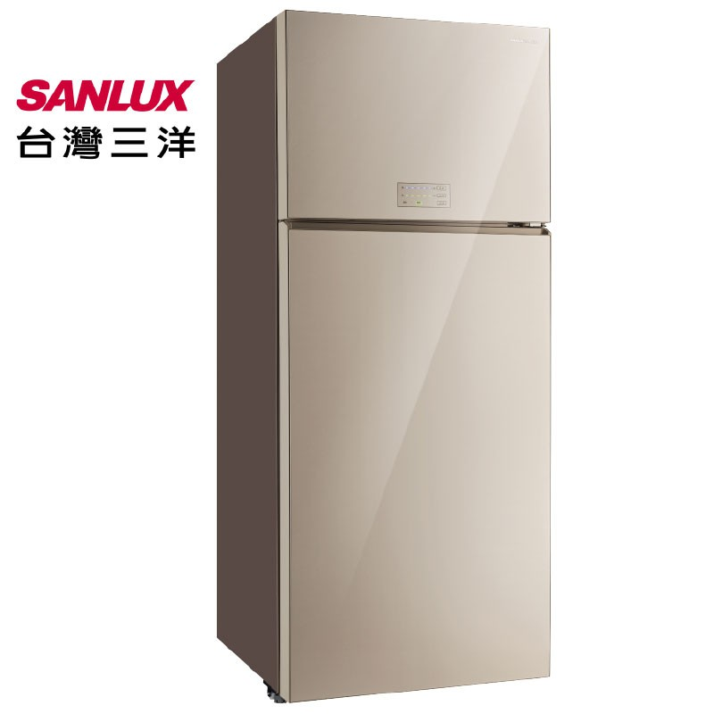 SANLUX 台灣三洋 SR-C533BVG 冰箱 533L