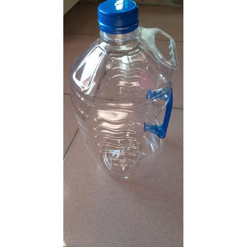 《全新》5公升水桶 5L透明水箱 儲水桶 飲水桶 水桶 裝水桶 水箱 冷水桶 飲水桶 5公升水桶