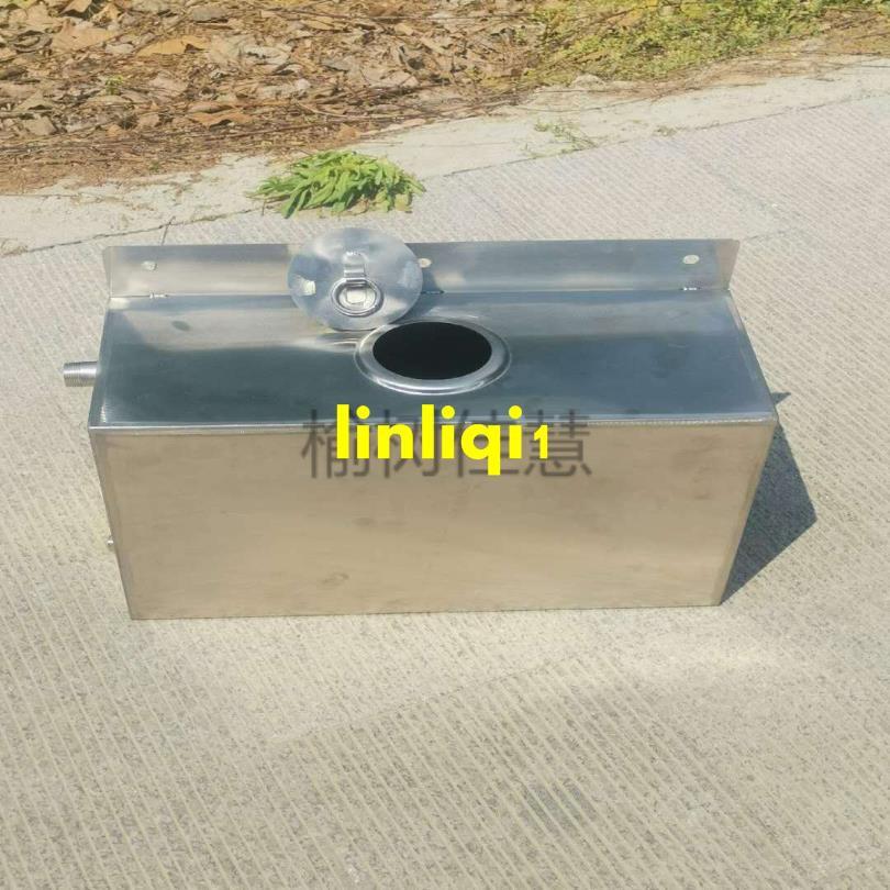 [現貨]304不銹鋼水箱家用水箱臥式儲水罐蓄水桶屋頂太陽能水塔儲水箱