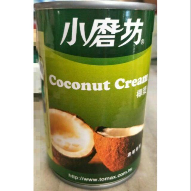小磨坊椰漿 椰漿 400ml 易開罐