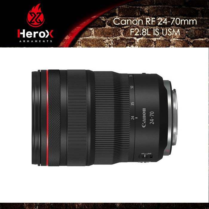 Canon RF 24-70mm F2.8L IS USM 二手鏡頭