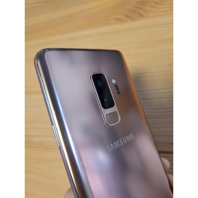 二手手機Samsung S9+/S9 plus▪︎128G▪︎金【二手保存好。附盒&充電線&耳機】