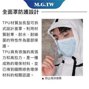 2021外出神器防護衣 P3機能型防護外套~防疫新生活這麼潮!男女同款!<限量> 【GM】