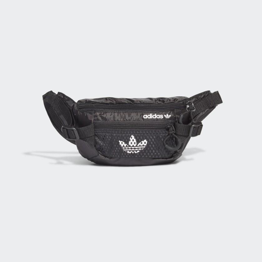 Adidas Originals Adv Waistbag S 黑色 腰包 GN2233 代購 0211