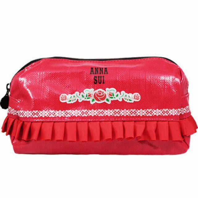 Anna Sui 安娜蘇 薔薇之馨化妝包