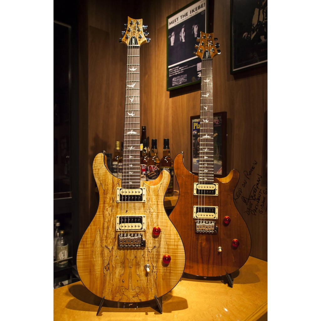 PRS SE Custom24 SPL Exotic Wood 限量版