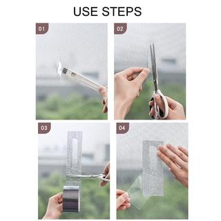 【6.6新品上架】防蚊窗網布貼片 5*200cm 屏幕修復貼片