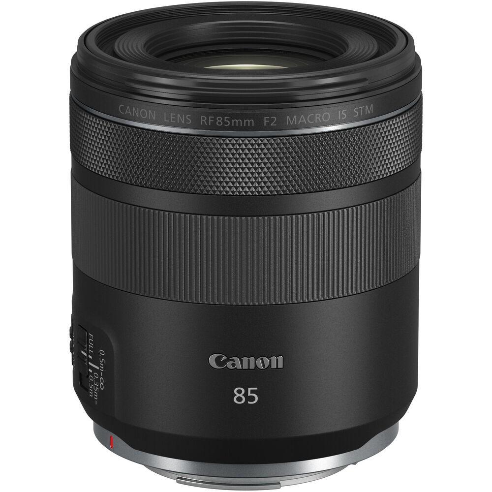 Canon RF 85mm F2 Macro IS STM 大光圈標準人像鏡 佳能公司貨