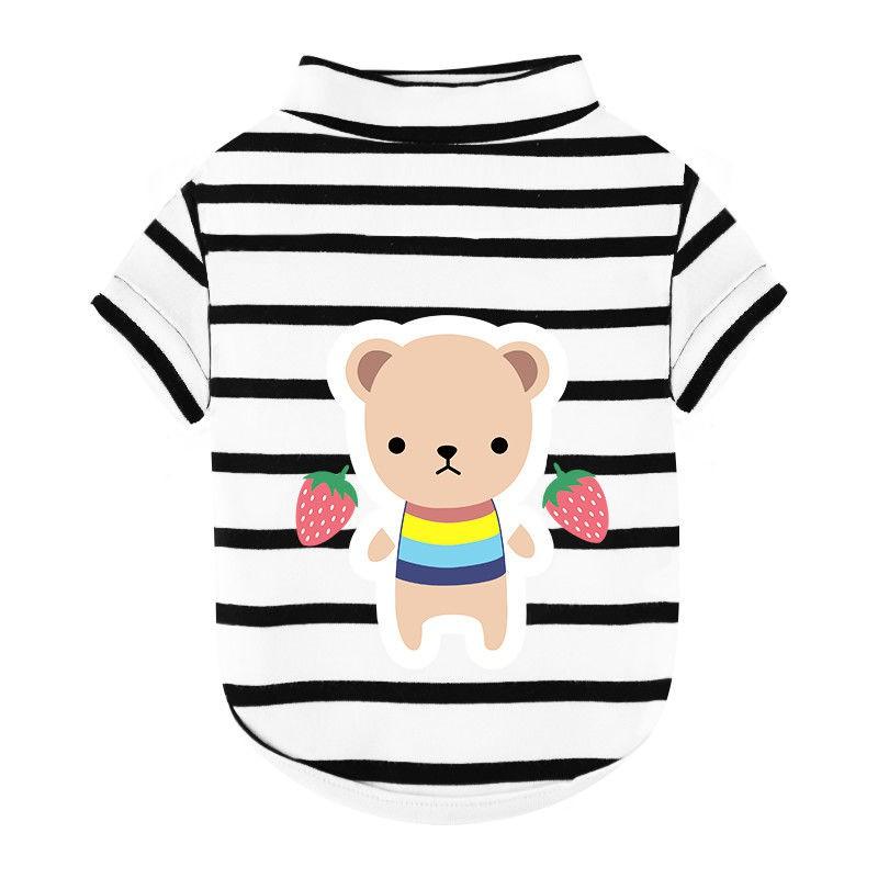 現貨特供小狗狗衣服夏季薄款泰迪裙子春季貓咪比熊夏天小型犬幼犬寵物夏裝