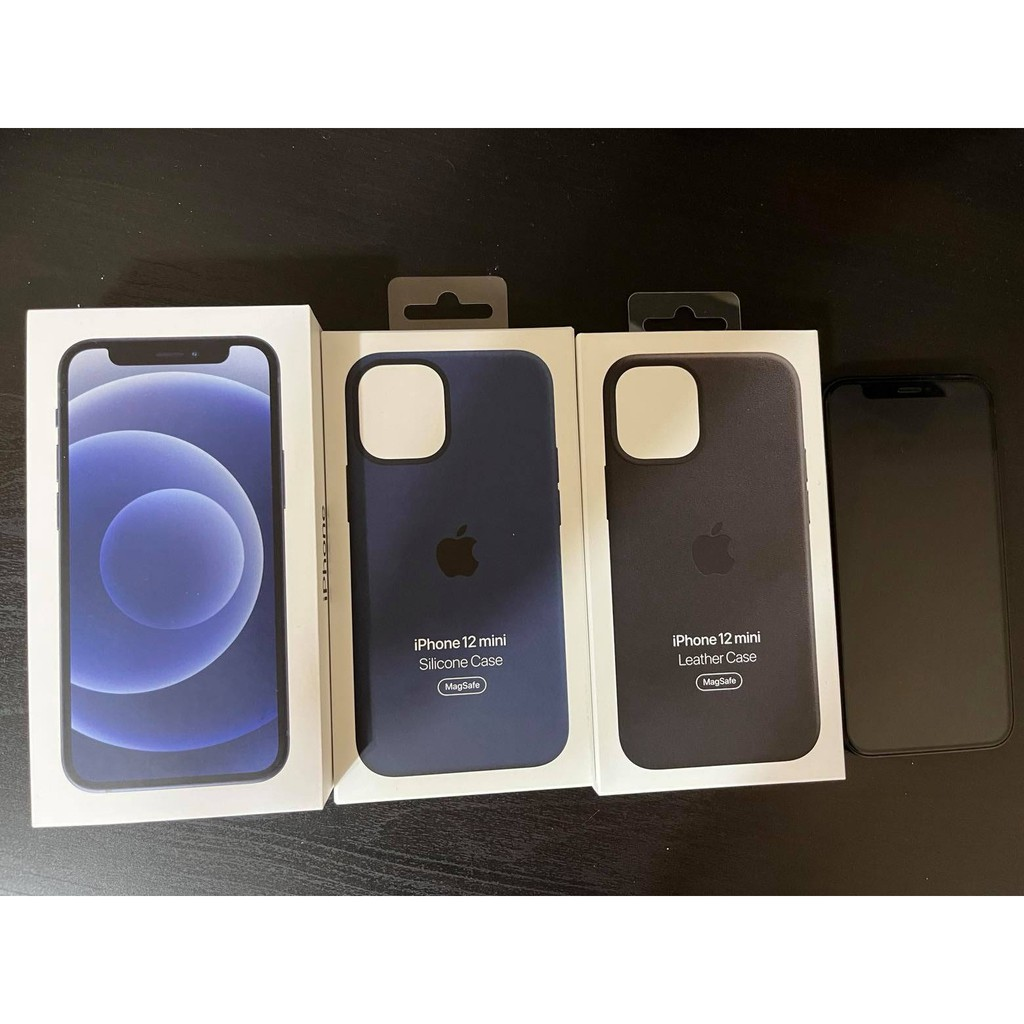 IPhone12 Mini 128g 二手 黑 13 pro promax 中古 256G