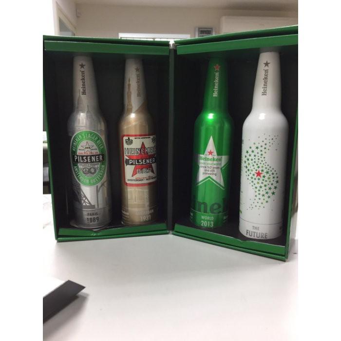 **最後7組**海尼根 140 週年 紀念罐 全新 未拆瓶 未拆封 之 紀念品