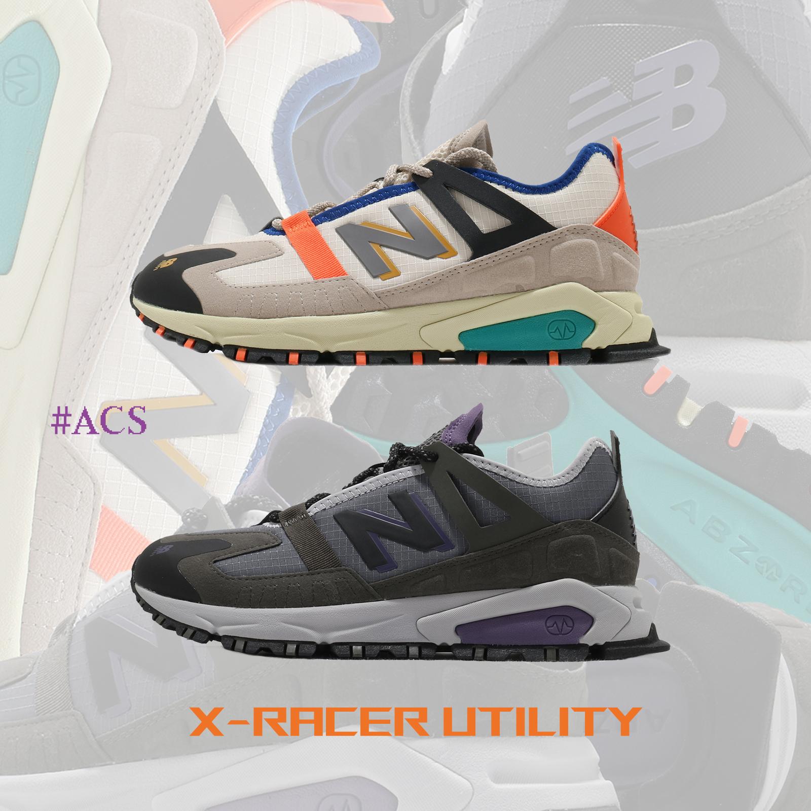 New Balance 野跑鞋 X-Racer Utility 防潑水 男 女 戶外 越野 NB 情侶鞋 任選【ACS】