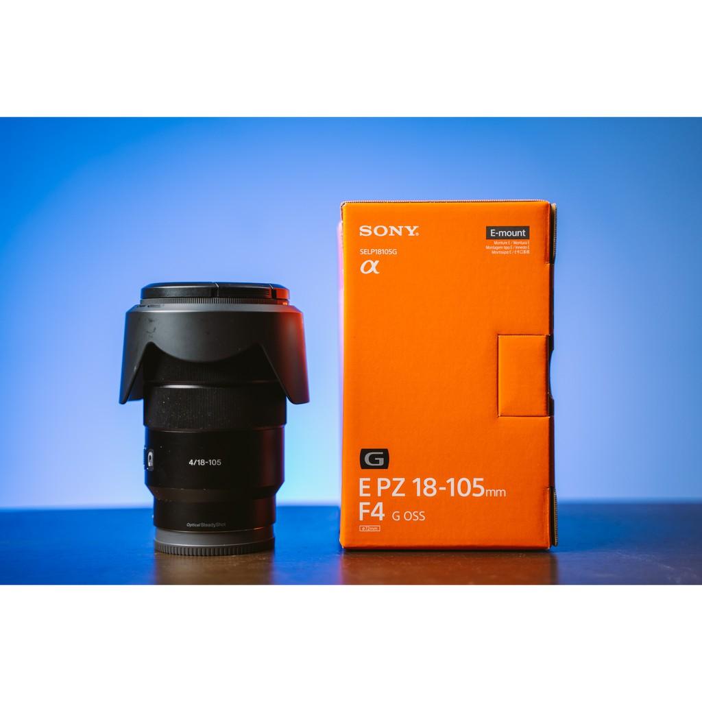 Sony 18-105mm F4 OSS SEL18105 / 適用 A6600 A6100 平輸 (二手)