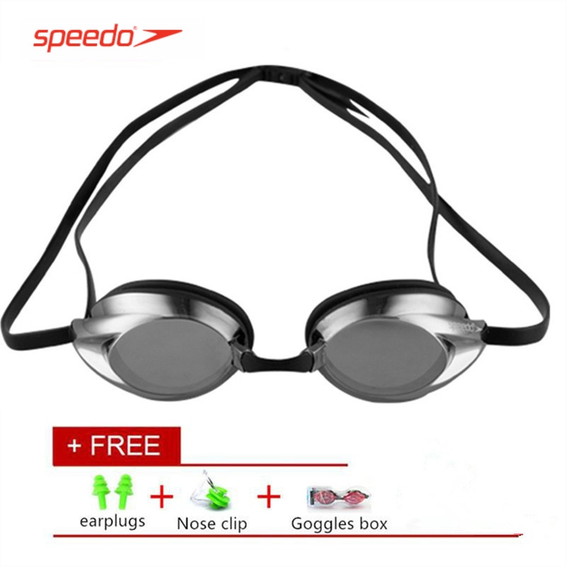 Speedo Multi光學近視度數200 Speedo防水游泳鏡防霧