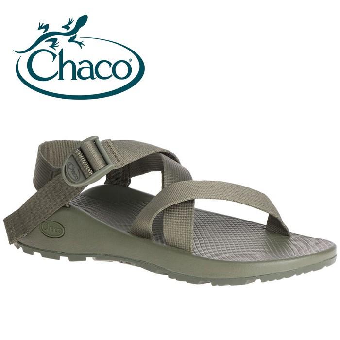 【Chaco 美國】Z/1 越野運動涼鞋 戶外涼鞋 男款 綠橄欖之夜 (CH-ZCM01-HH24)