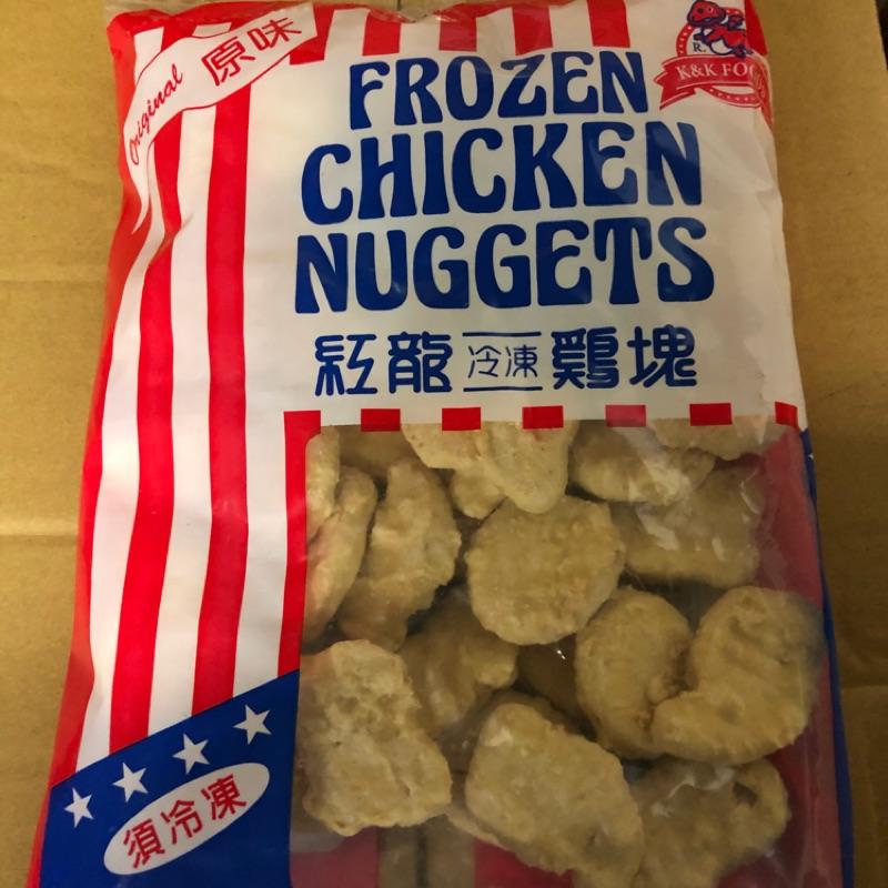 紅龍雞塊 好市多必買 麥當勞雞塊 氣炸鍋商品 每包1Kg