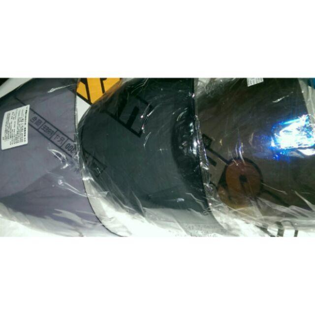 M2R FR-1 CF 1 J-7 J-5 電鍍藍  風鏡 鏡片 安全帽 配件