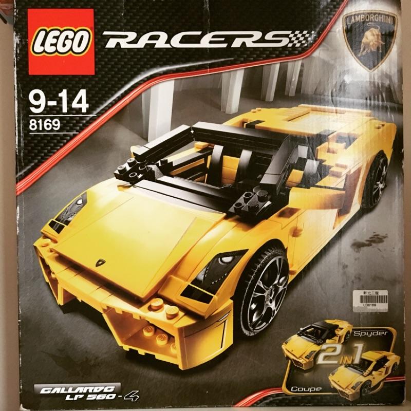 正品 LEGO 樂高 8169