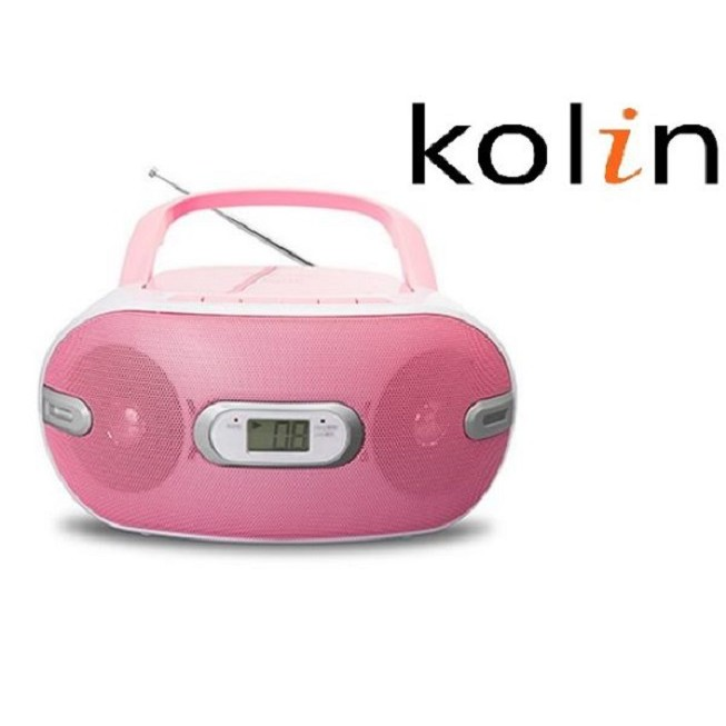 【kolin 歌林】手提CD/USB/SD音響 (KCD-WDC12U)