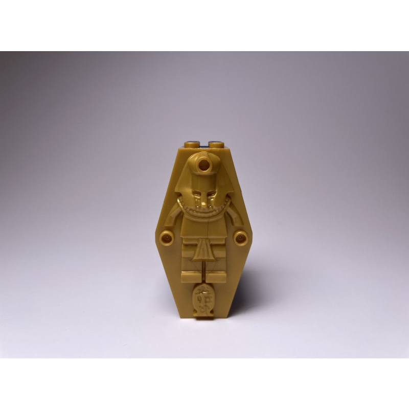 樂高 LEGO 7327 埃及 棺材 二手