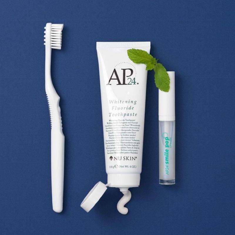 🦋 AP24潔白牙膏 whitening toothpaste