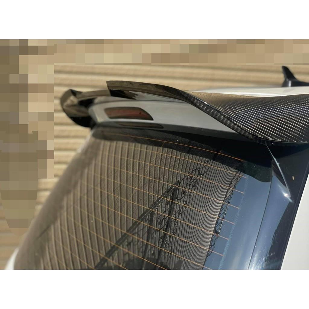 VW Touran 碳纖維尾翼(另有鋼琴黑)