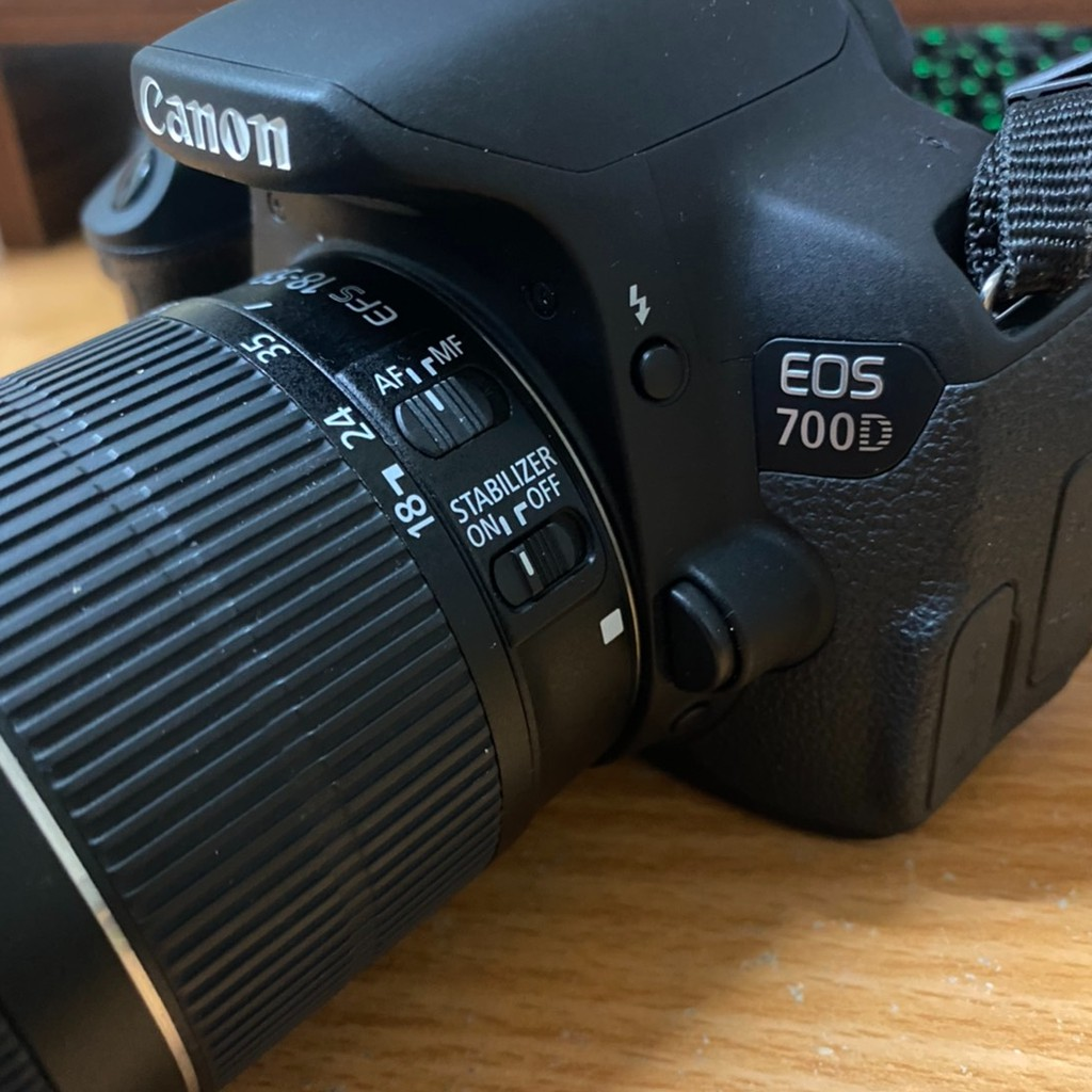 二手相機/Canon 700D/單眼相機/可聊聊議價