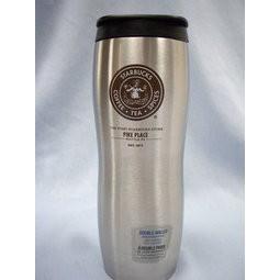 【預購】Starbucks 星巴克創始店西雅圖派克市場PIKE PLACE MARKET 不鏽鋼保溫杯