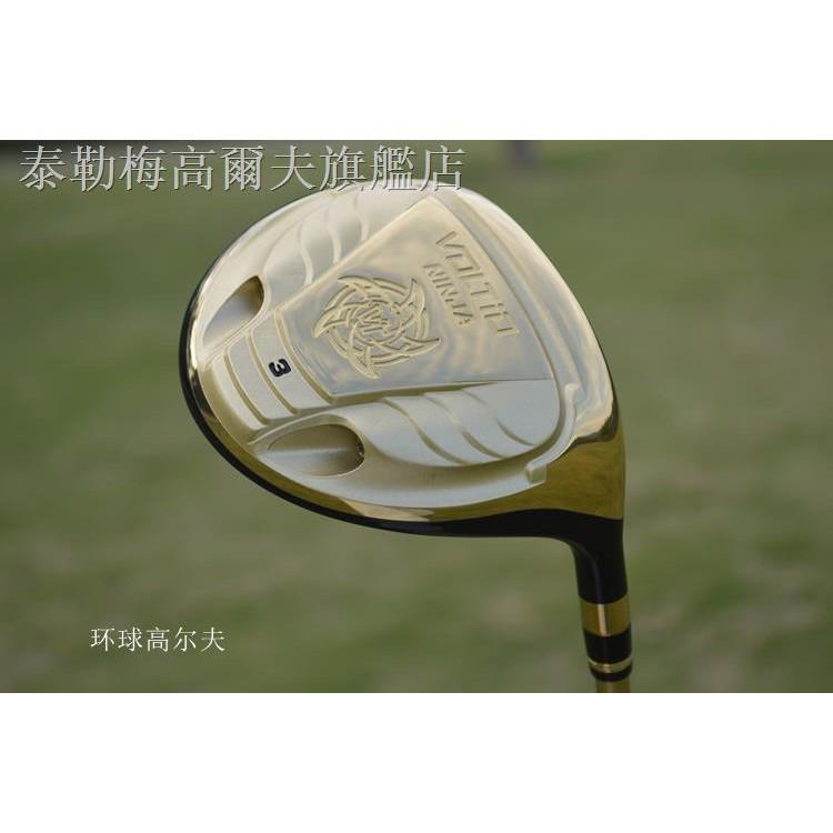 ∋■日本正品KATANA VOLTIO NINJA 880Hi高爾夫球道木3號木5號木桿