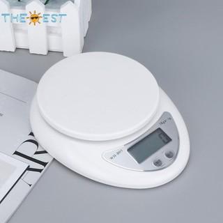 THEBEST * 1Kg /  0.1g迷你電子秤廚房烘焙測量秤