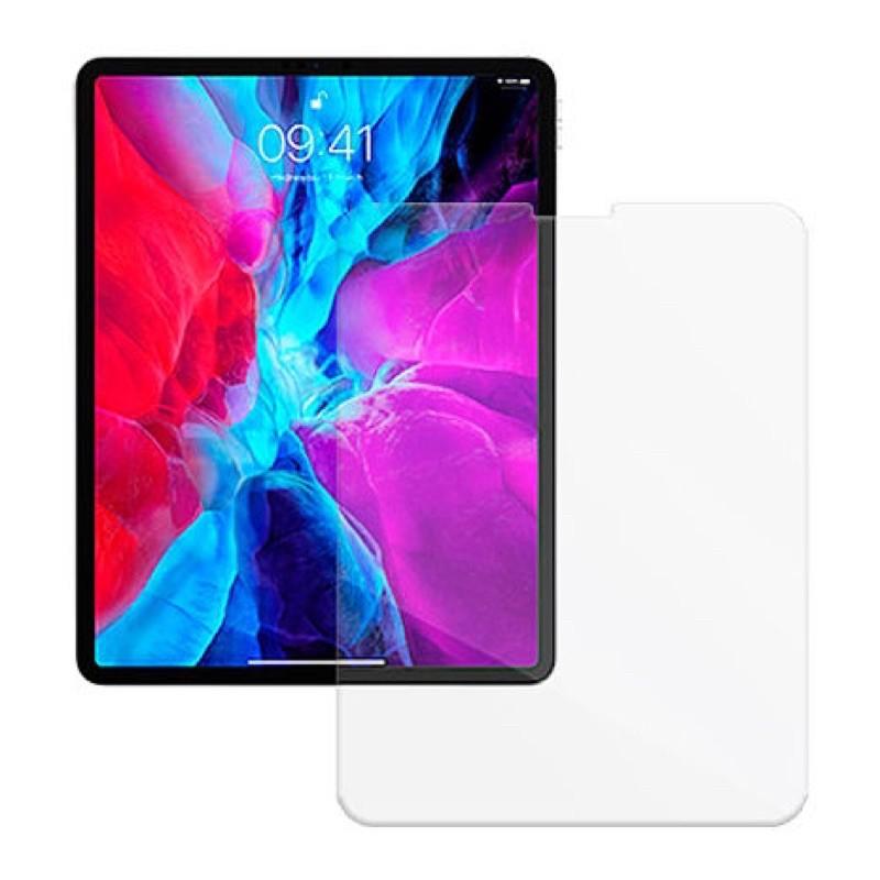 2020 iPad Pro 11吋 鋼化玻璃保護貼 附贈除塵貼+除塵布 二手 只用過一次
