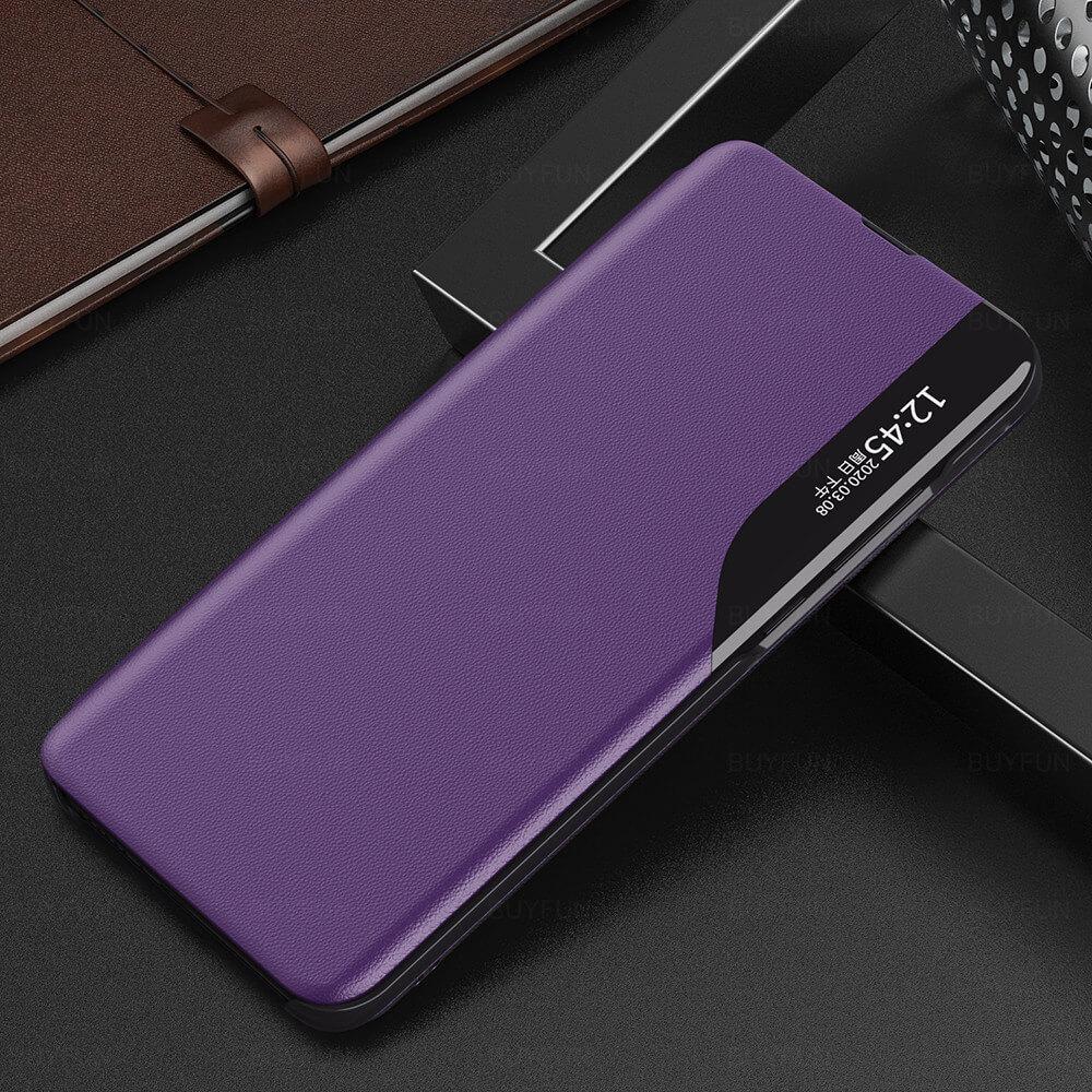 360 磁性翻蓋手機殼三星 Galaxy Note 20 Ultra Case 後蓋 Samsang M31S A50