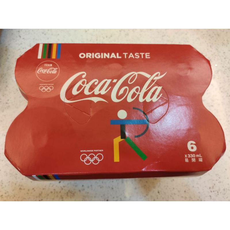 可口可樂 2020 東京奧運 台灣限量 射箭 罐