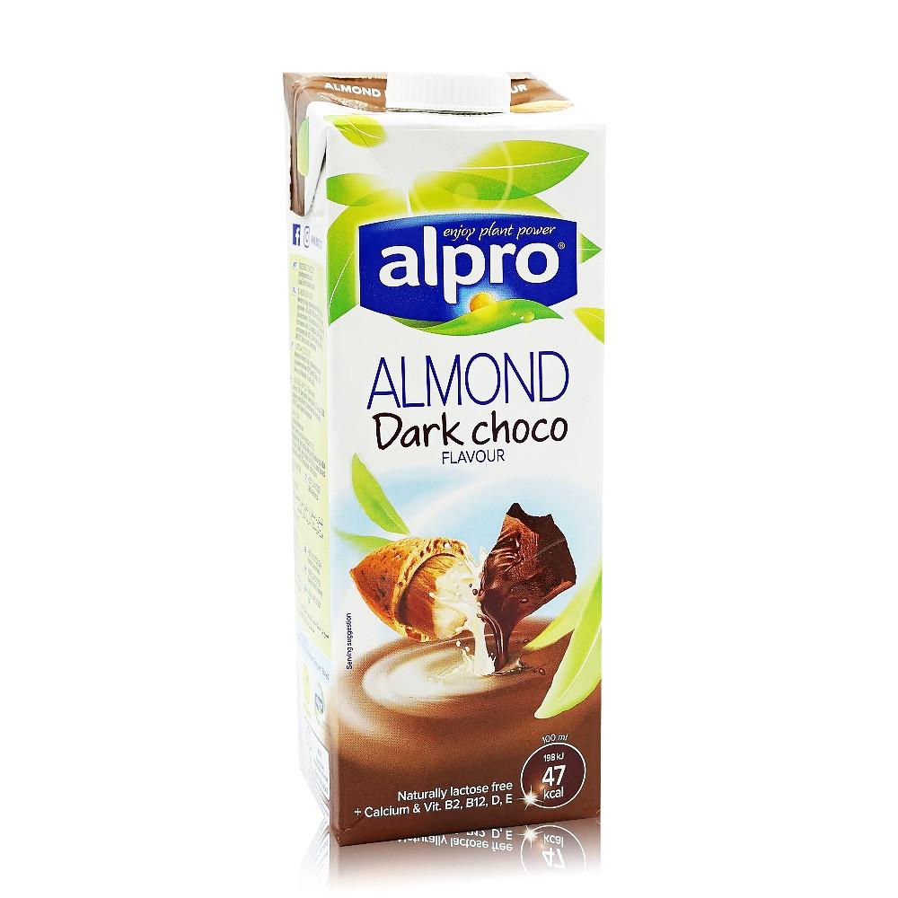 【ALPRO】原味杏仁巧克力(1L)-植物奶 (英國 杏仁巧克力飲品 全素)