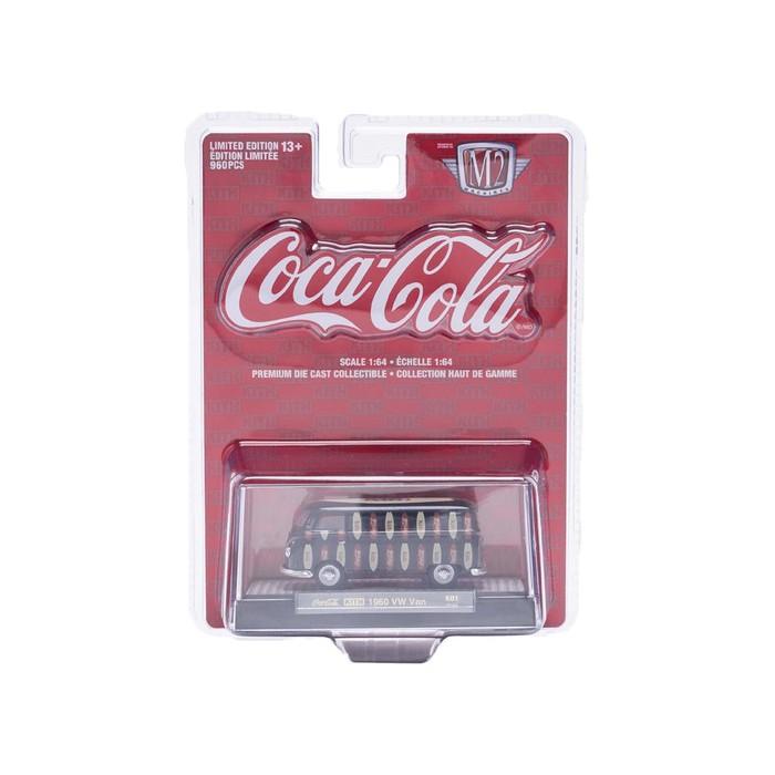 【紐約范特西】預購 Kith x Coca-Cola Volkswagen Van Red 可口可樂 玩具車 模型 車