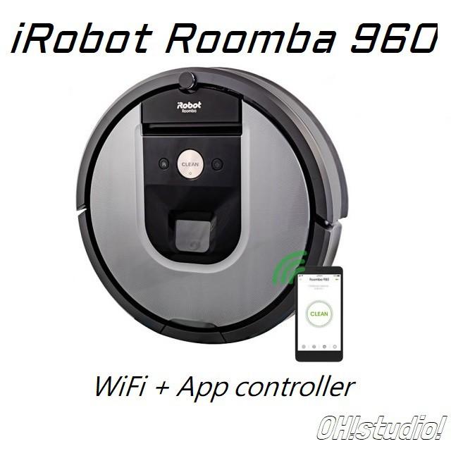[重新上架全新公司貨] iRobot Roomba 960 掃地機器人