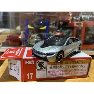 TOMICA NO.17 BMW i8 多美小汽車 寶馬 1:64 1/ 64 桃園市