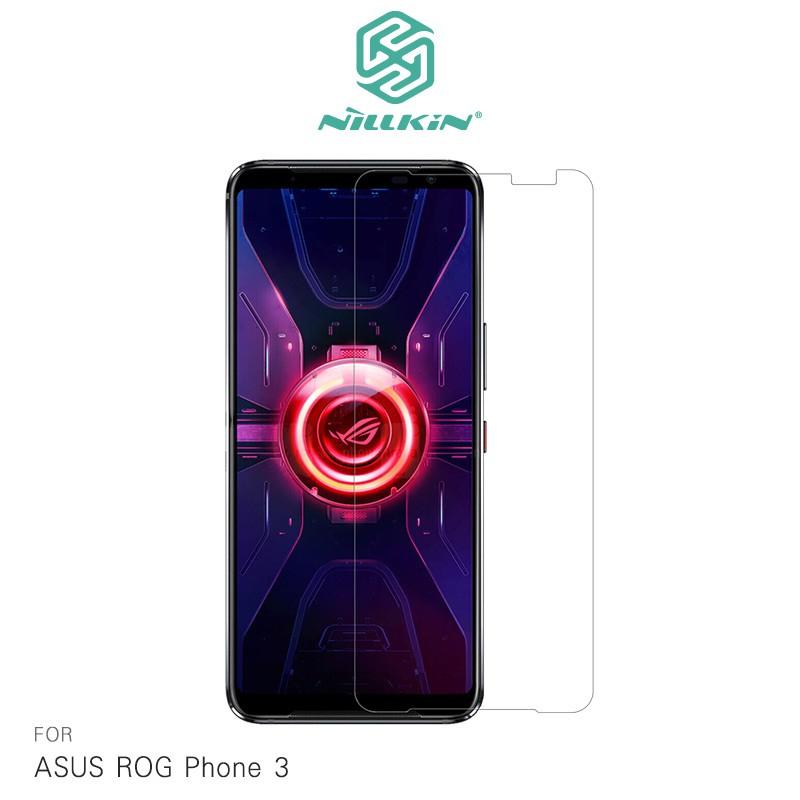 NILLKIN ASUS ROG Phone 3 超清防指紋保護貼 - 套裝版