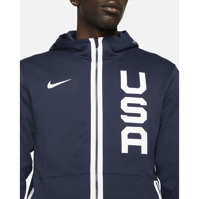 Men's Hoodie Nike Team USA Therma Flex Showtime 東京奧運 美國隊 外套