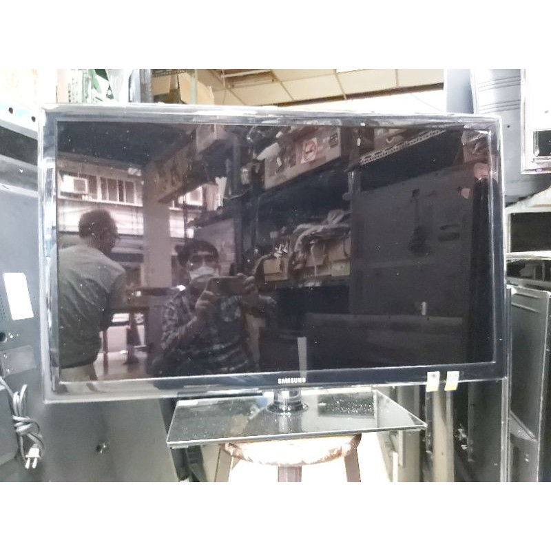 """大戶藥師"""" ~二手中古三星40吋LED電視,型號UA40D5550RM,保固3個月"""