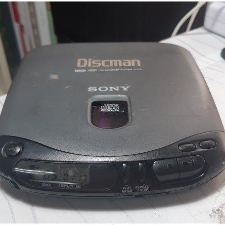 CD隨身聽 Sony Discman D-135 日本製 銘機