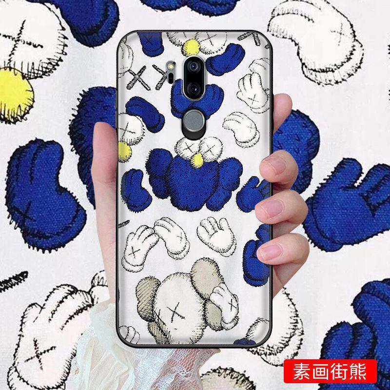 《電器商城》新款LG g7thinq手機殼LG G7 ThinQ男女硅膠軟LGg7+保護套LGg7防摔