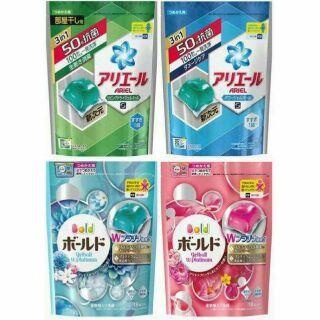日本 新上市P&G 洗衣膠球 48顆補充包 清潔  消臭 主婦 潔白 新北市