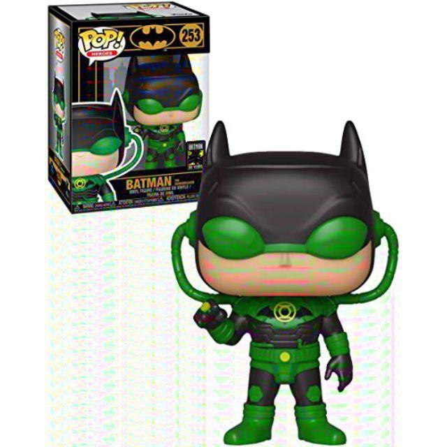 柴寶趣 現貨 FUNKO POP 253 綠燈俠 特別版 限定版 BATMAN 蝙蝠俠 DC 英雄 澳洲空運 正版