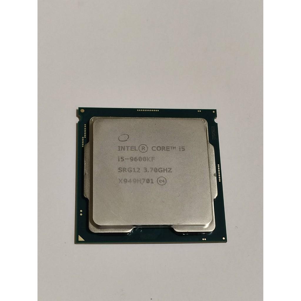 CPU Intel® Core™ i5-9600KF