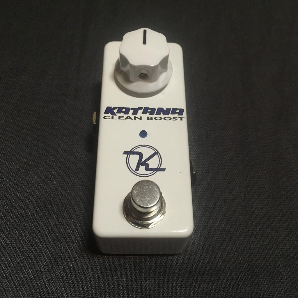 「清河樂器代購」Keeley - Katana Mini「吉他 效果器 特價 現貨」