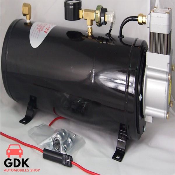 GDK-空壓機 12V 24V 打氣機 通用款