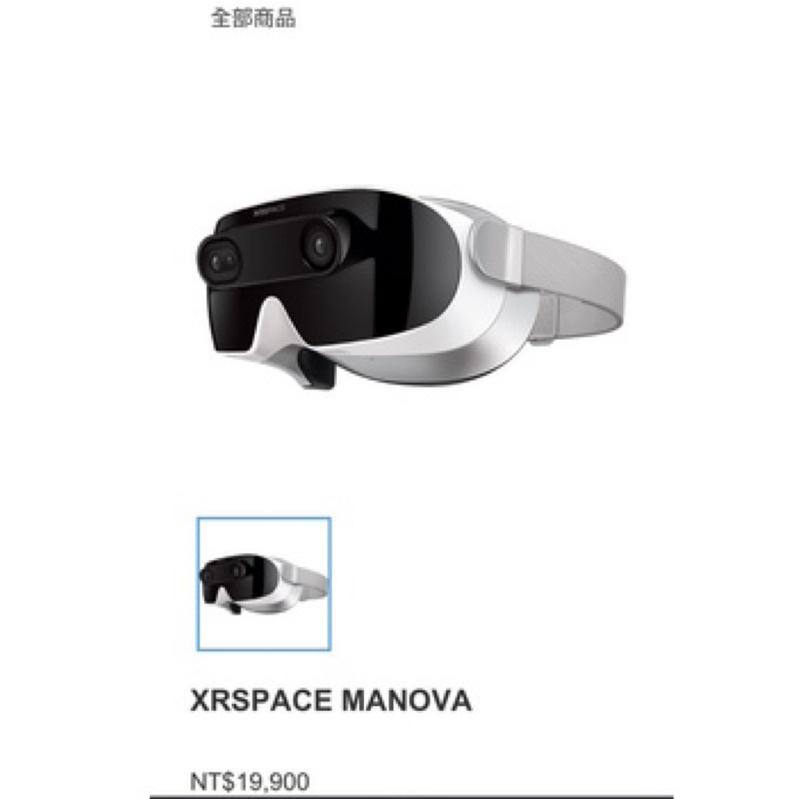 (降)東奧限定!!XRSPACE MANOVA 64G WiFi版