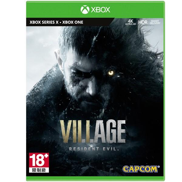 XBOX SX 惡靈古堡 8 村莊 / 中文版