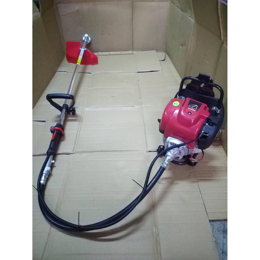 響磊企業社 四行程引擎 背負式軟管割草機